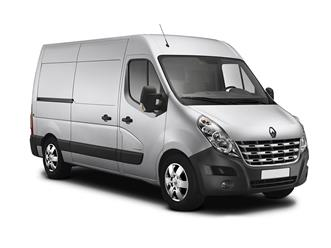MASTER LWB DIESEL FWD/LH35dCi 125 High Roof Window Van Euro 4