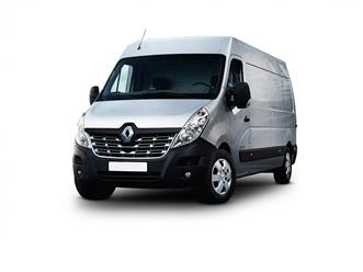 MASTER MWB DIESEL FWD/MH35dCi 125 High Roof Window Van