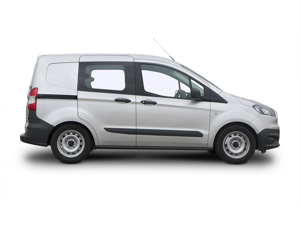 ford transit courier kombi diesel estate 1 5 tdci 6dr start stop contract hire. Black Bedroom Furniture Sets. Home Design Ideas