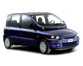FIAT MULTIPLA DIESEL ESTATE JTD 115 ELX 5DR (2002 TO 2004)